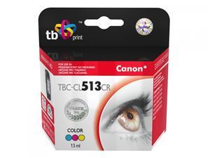 Ink. kazeta TB kompat. s Canon CL-513C