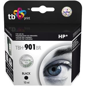 Ink. kazeta TB kompat. s HP CC653AE, Black
