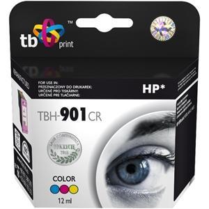 Ink. kazeta TB kompat. s HP CC656AE, CMY