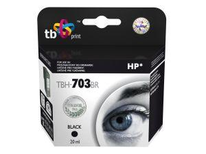 Ink. kazeta TB kompat. s HP CD887AE (No.703)