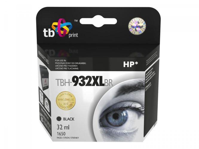Ink. kazeta TB kompat. s HP PS Pro 8100, Black ref