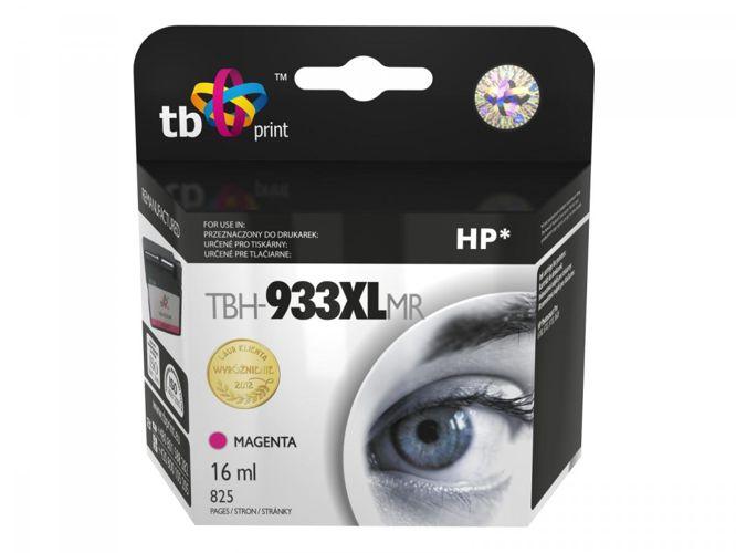 Ink. kazeta TB kompat. s HP PS Pro 8100 Magent ref
