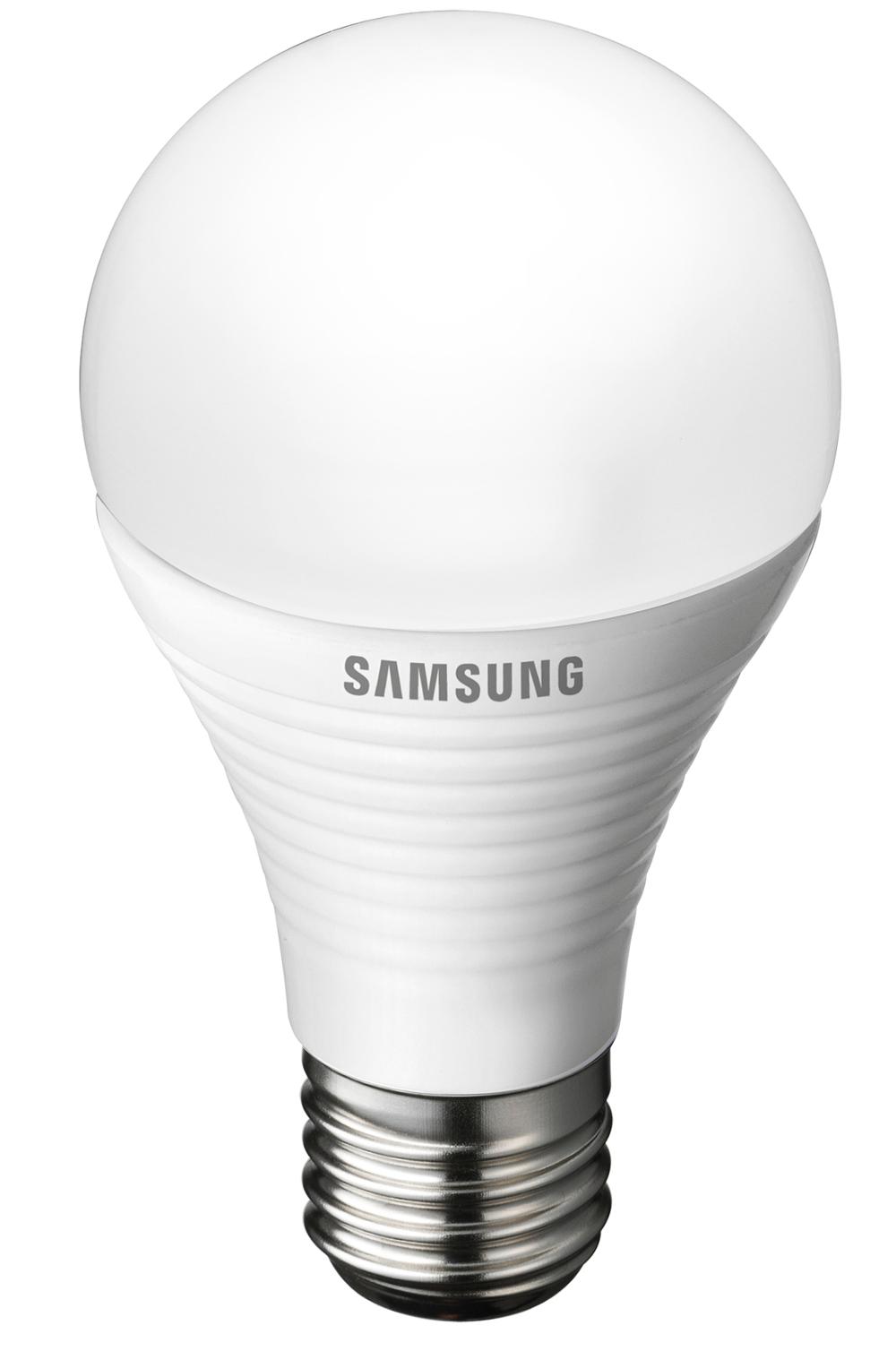Samsung LED žárovka - E27 - 6,5W - 490L - teplá bílá