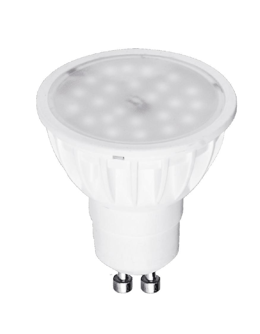 TB Energy LED žárovka - GU10 - 230V - 3*7W - Teplá bílá