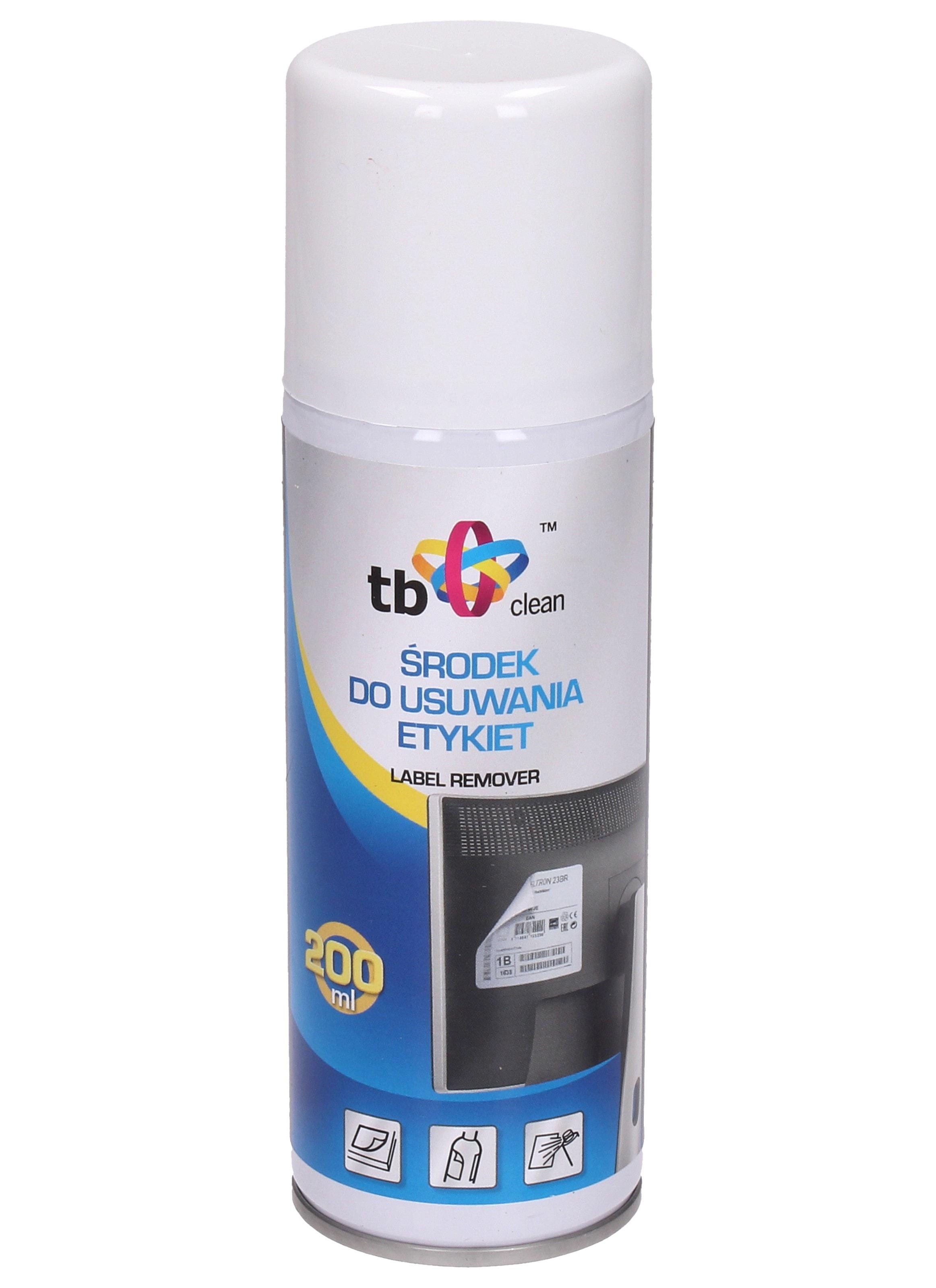 TB Clean Odstraňovač etiket 200 ml - ABTBCSE00000SUE