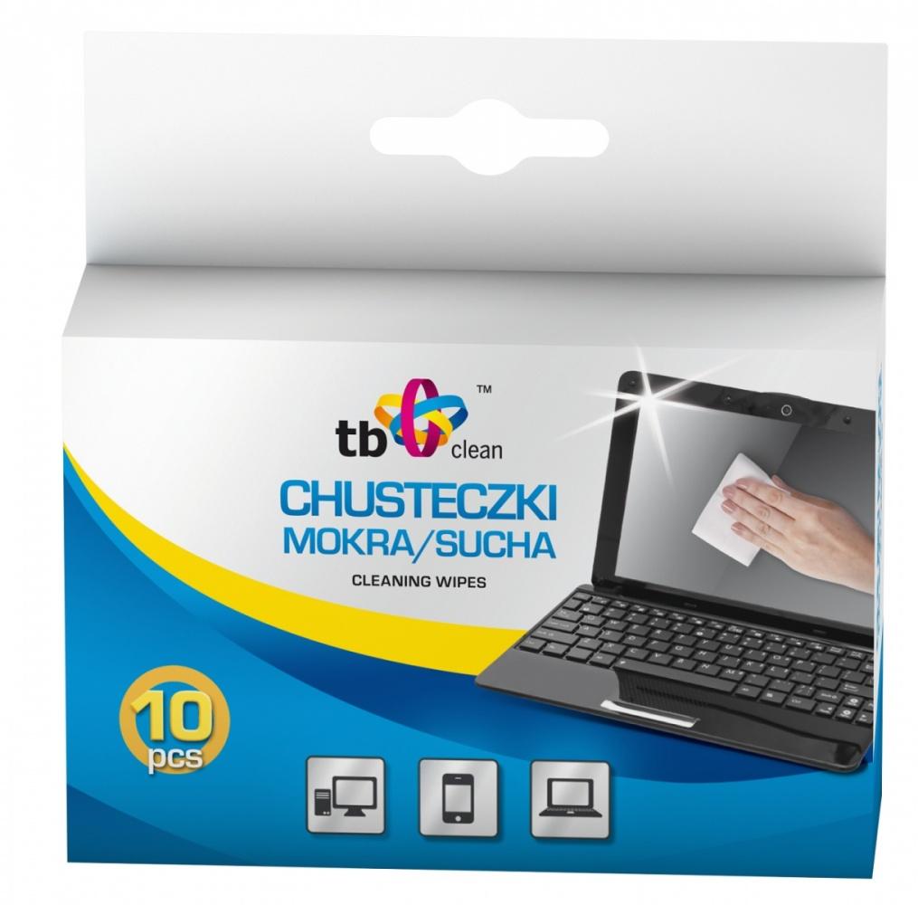 TB Clean Ubrousky 10/10 - ABTBCU0CH10