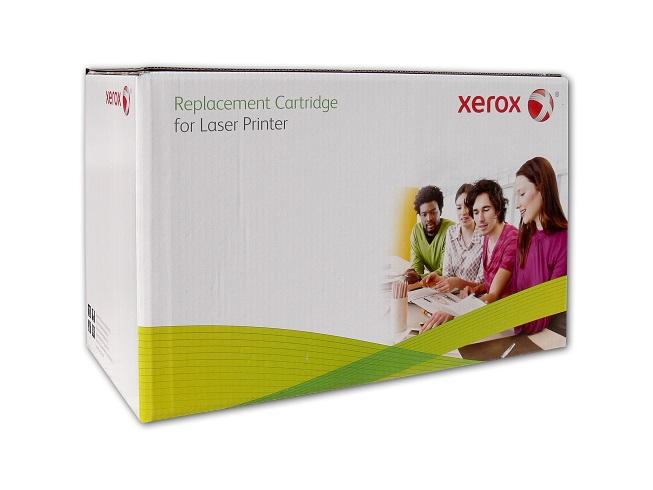 XEROX toner pro HP CC364A, 10.000str., čip, black