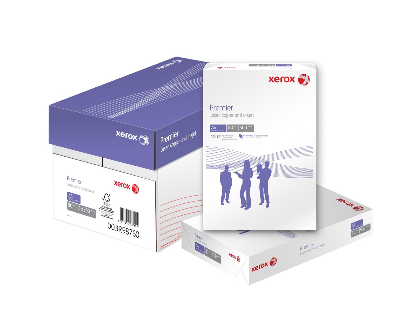 XEROX Premier A4 80g 5x 500 listů (karton) - 003R98760