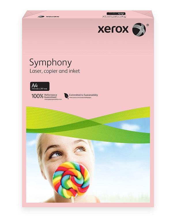 XEROX pastel 80 gsm A4  růžová 500 listů