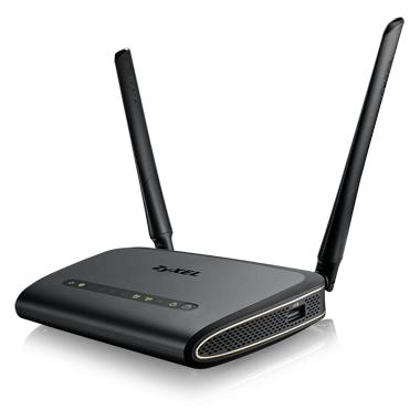 ZyXEL DB WLAN AC1300 router Gb 1xUSB 3.0 NBG6617