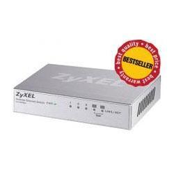 ZyXEL 5x10/100 QoS switch (metal housing) ES-105A - ES-105AV3-EU0101F