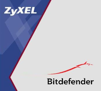 1 YR Gateway Anti-Virus Bitdefender Signature license for ZyWALL 110 & USG110