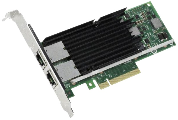 Intel  Ethernet CNA X540-T2, retail bulk