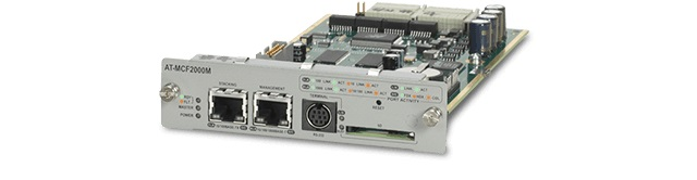 Allied Telesis SNMP management module AT-MCF2000M