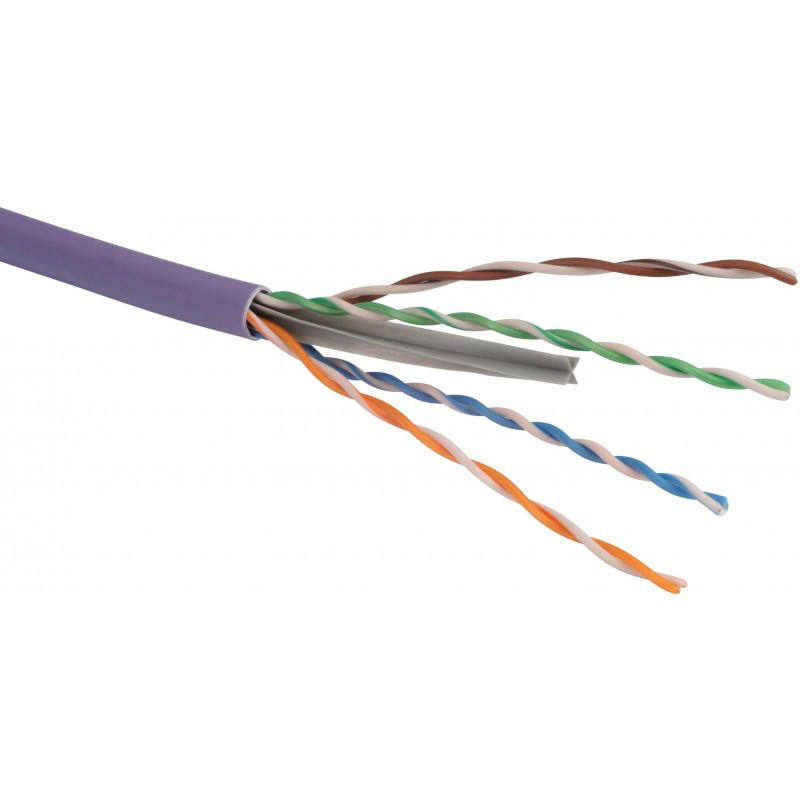 Instal.kabel Solarix CAT6 UTP LSOH Dca305m/box - SXKD-6-UTP-LSOH