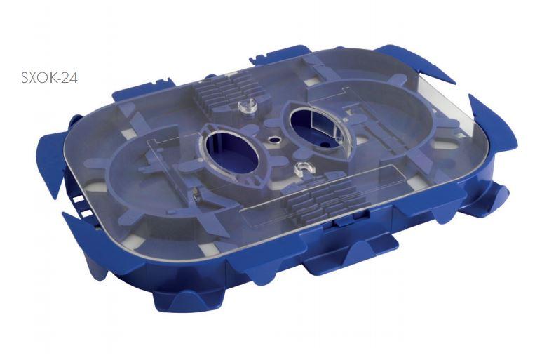 Optická kazeta pro 24 svárů SXOK-24 - SXOK-24