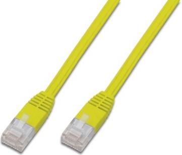 Patchkabel S/FTP,Cat6,2xRJ45, 1m žlutý