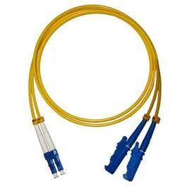 Patchcord FO duplex E2000/PC-LC/PC 9/125um SM 5m