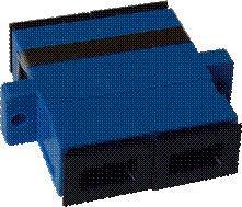 Optická spojka SC single mode duplex