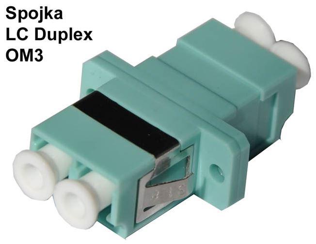 Optická spojka LC multi mode duplex OM3 -