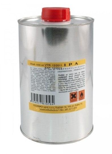 ISOPROPYLALKOHOL 1 litr