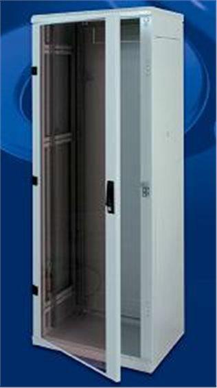 Stoj.rack 42U (š)600x(h)900,př.i zad. perfor.dveře - RMA-42-L69-CAX-A1-MAA