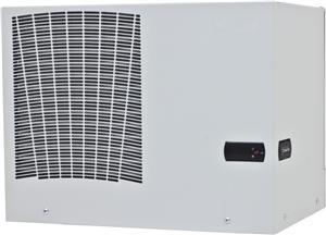 Stropní klima.jednotka se sníženou hlučností 1,4kW