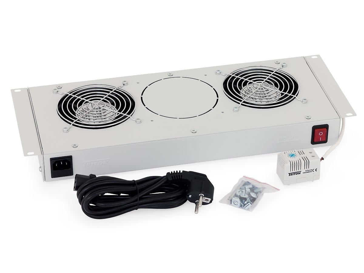 Vent.j.spodní(horní) pro RBA-A6,220V/30W termostat - RAC-CH-X25-X1