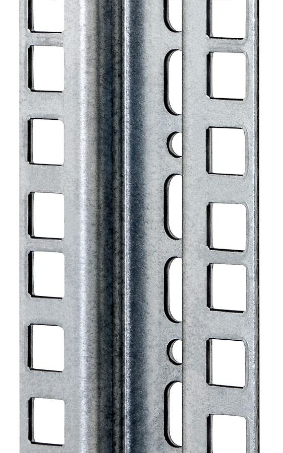 Vertikální lišta 15U středová (2ks) RAX-VS-X15-X2
