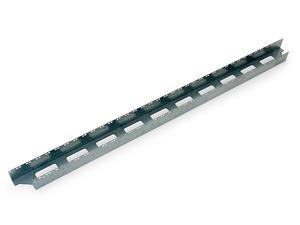 Vertikální kabelový kanál - 1ks - 15U