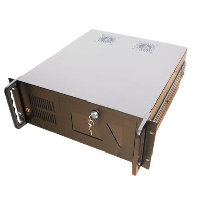 19'' IPC case do racku,480mm hloubka,černý+ dárek myš Sony Vaio