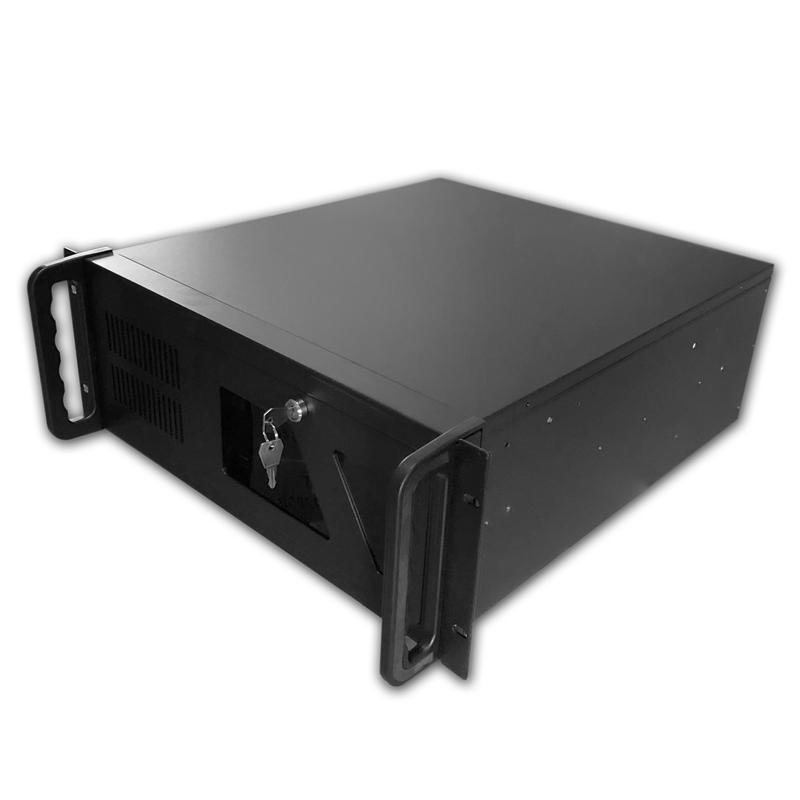 DATACOM 19'' Case IPC 4U/485mm Černý bez PSU