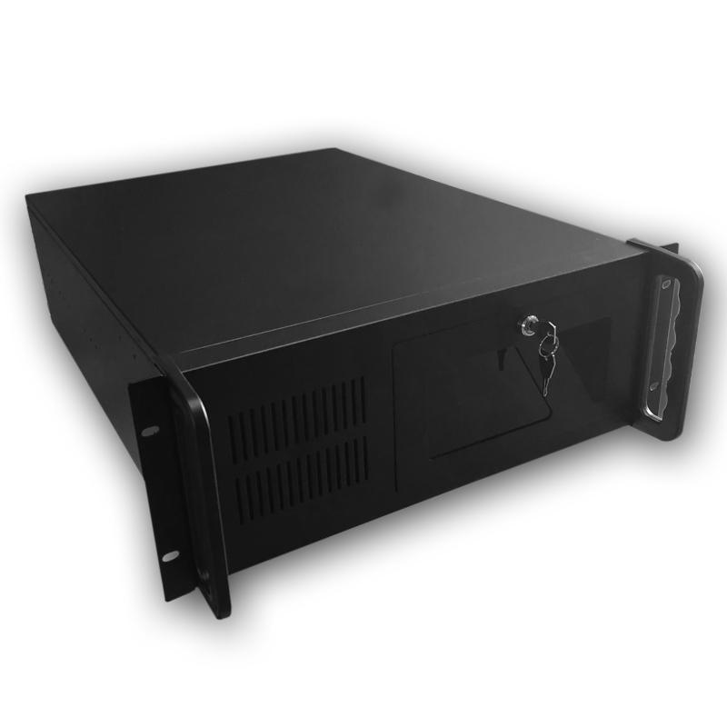 DATACOM 19'' Case IPC 4U/585mm Černý bez PSU+ dárek myš Sony Vaio -