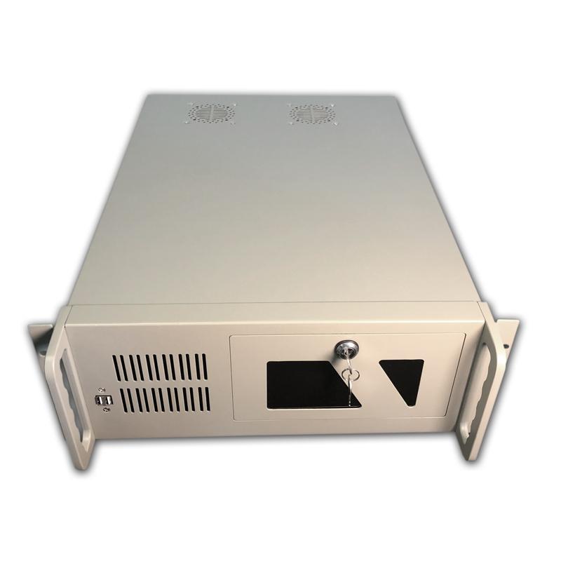 19'' IPC case do racku,580mm hloubka,šedý+ dárek myš Sony Vaio