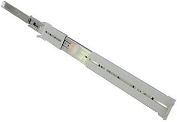 "Ližiny (pár) pro IPC 19"" CASE  600mm"