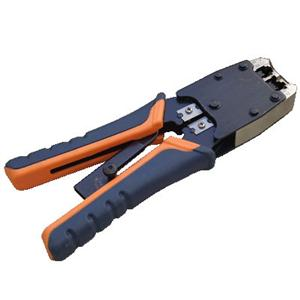 Konektor. nástroj PROFI 6P+8P račna-rukojeť OR/BL