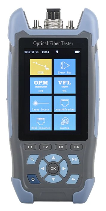 PRO MINI OTDR Fiber Optic Reflectometer 980REV - //5702