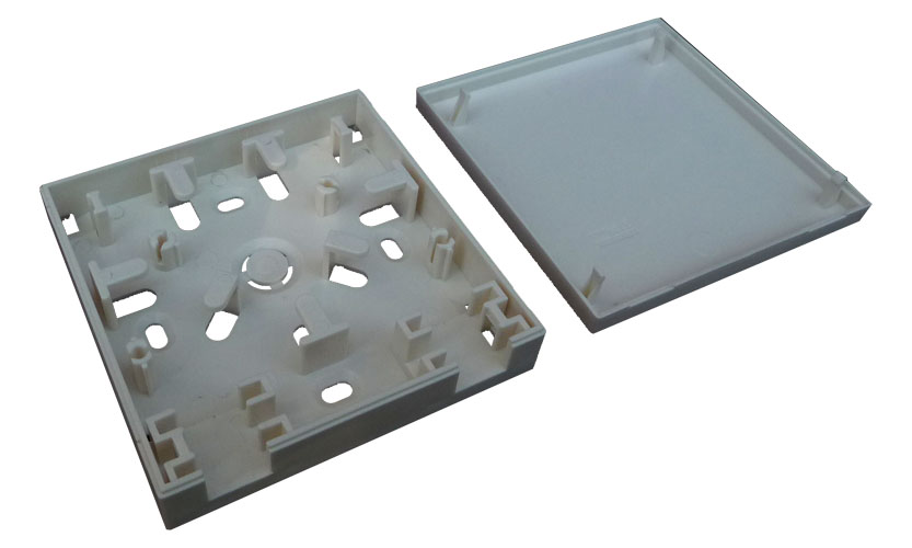 Optický FTTH box -