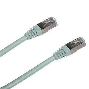 Patch cord SFTP cat6 10m šedý