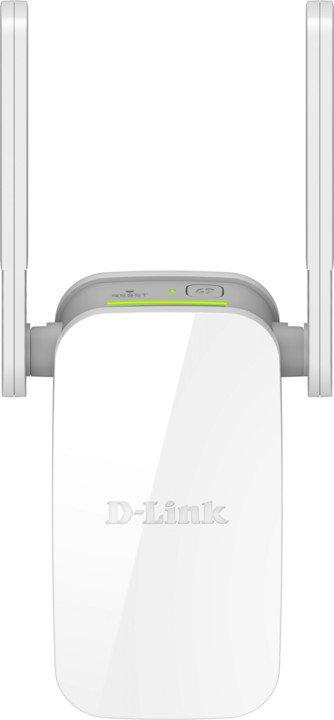 D-Link DAP-1610 Wireless AC1200 DB Range Extender with FE port - DAP-1610/E