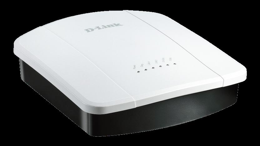 D-Link DWL-8610AP  WiFi AC1750 S. Dual-Band PoE AP