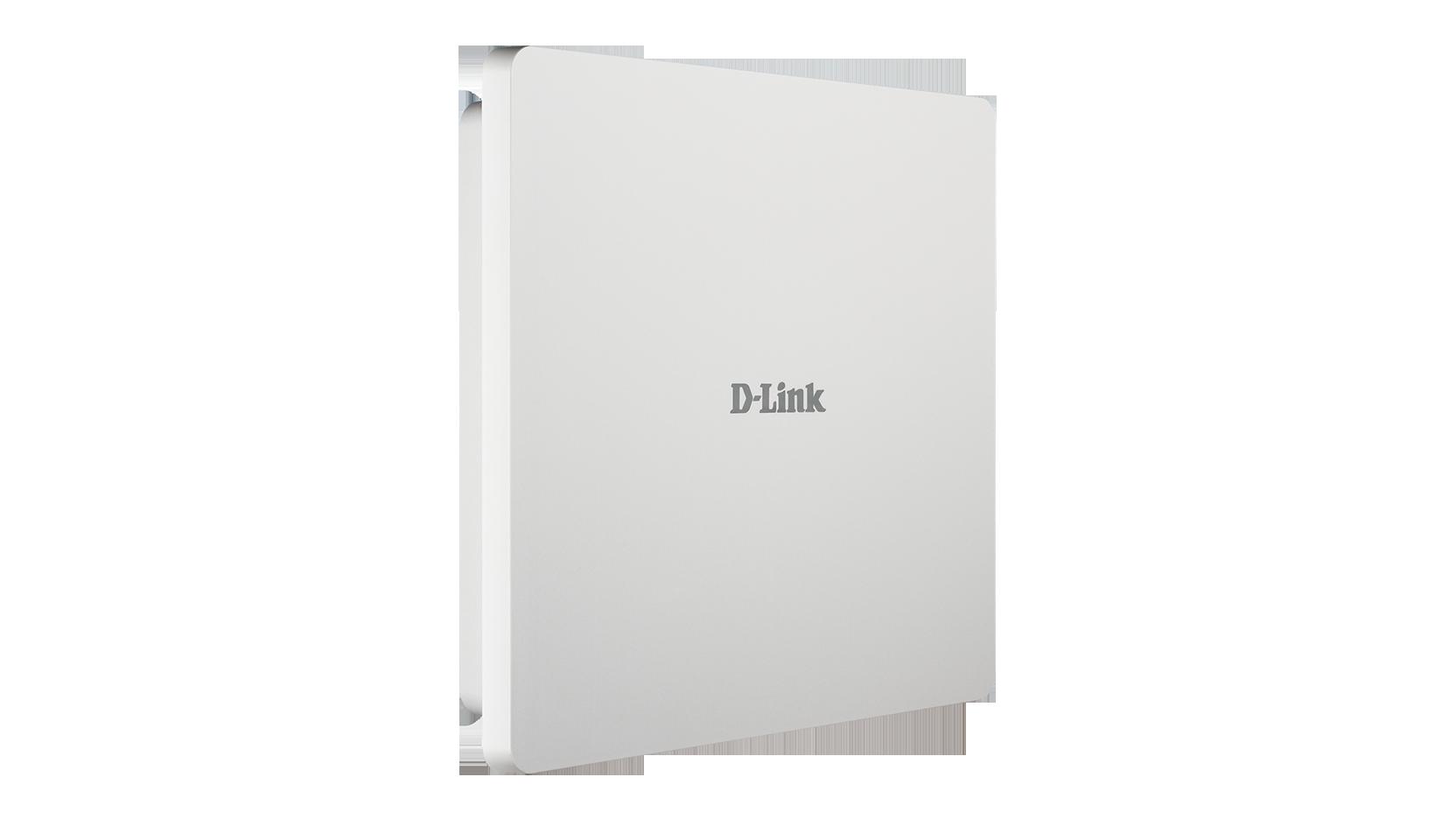 D-Link DAP-3666 Wireless AC1200 Wave2 Dual Band Outdoor PoE Access Point - DAP-3666