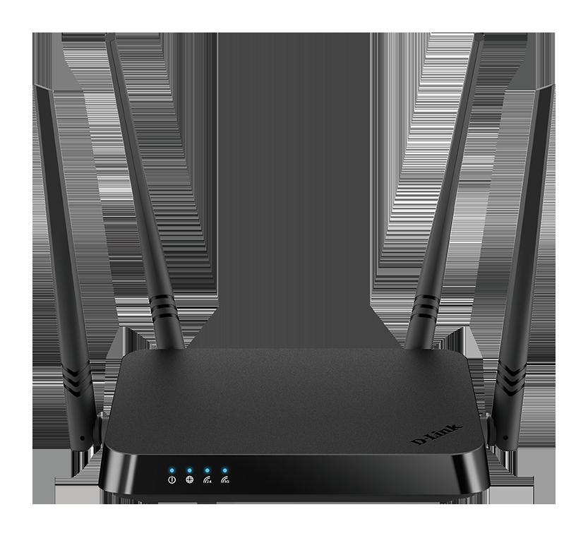 D-Link DIR-842V2 Wireless AC1200 Wi-Fi Gigabit Router - DIR-842V2/E