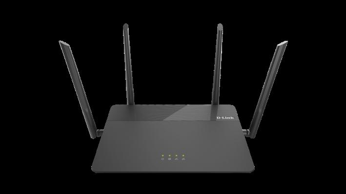D-Link DIR-878 AC1900 MU-MIMO WiFI Gigabit Router - DIR-878