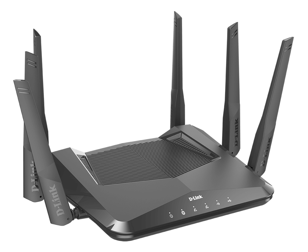 D-Link DIR-X5460 AX5400 Wi-Fi 6 Router - DIR-X5460