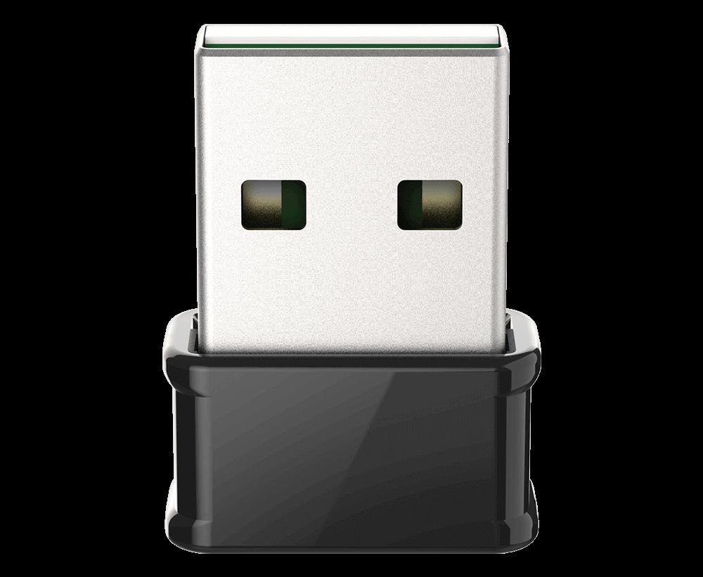 D-Link DWA-181 AC1300 MU-MIMO Nano USB Adapter - DWA-181