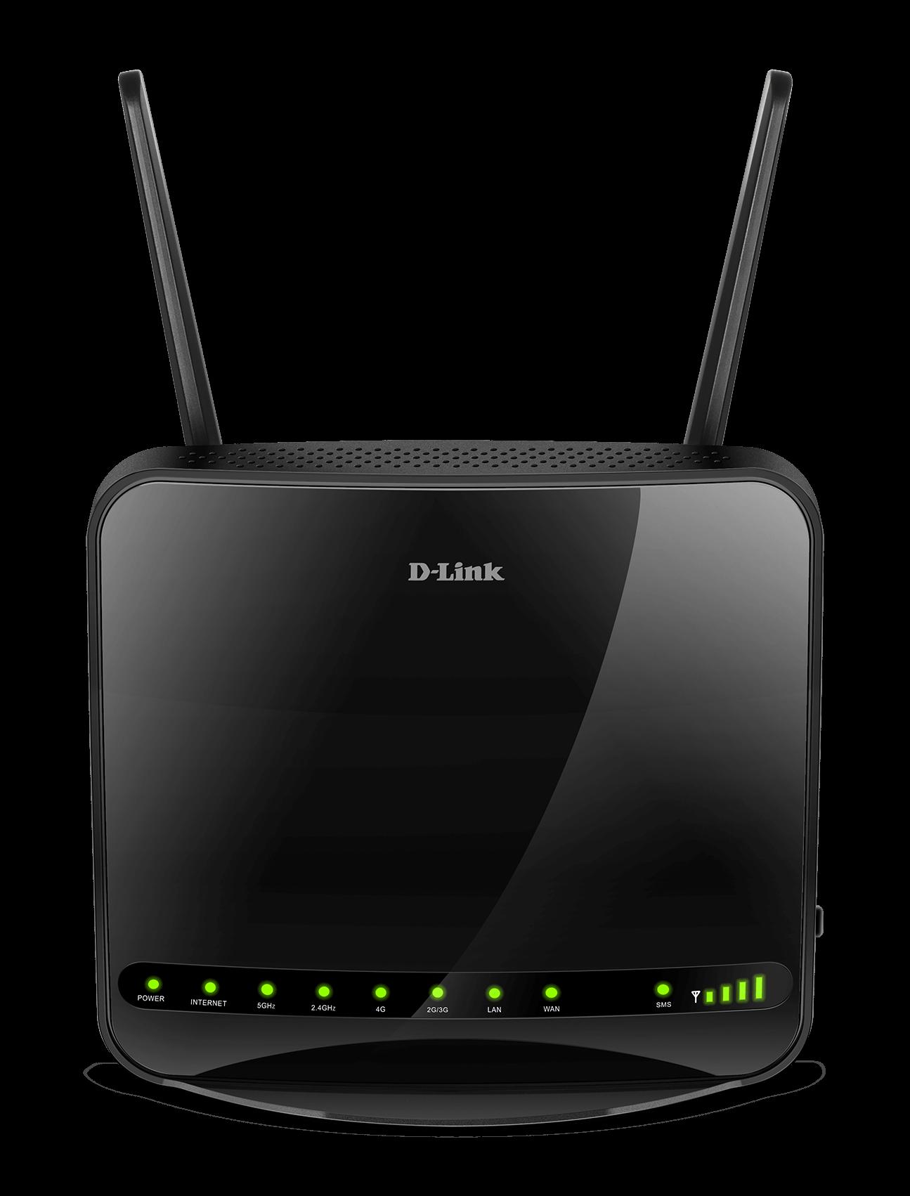 D-Link DWR-953 Wireless AC1200 4G LTE Gigabit router - DWR-953