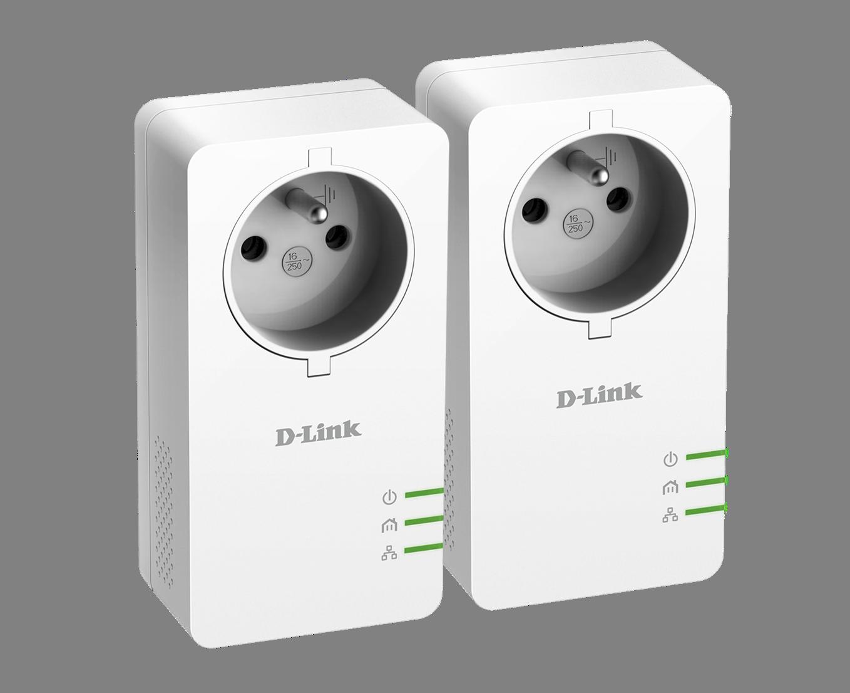D-Link DHP-P601AV/FR Powerl AV2 1000 Passthrough K - DHP-P601AV/FR