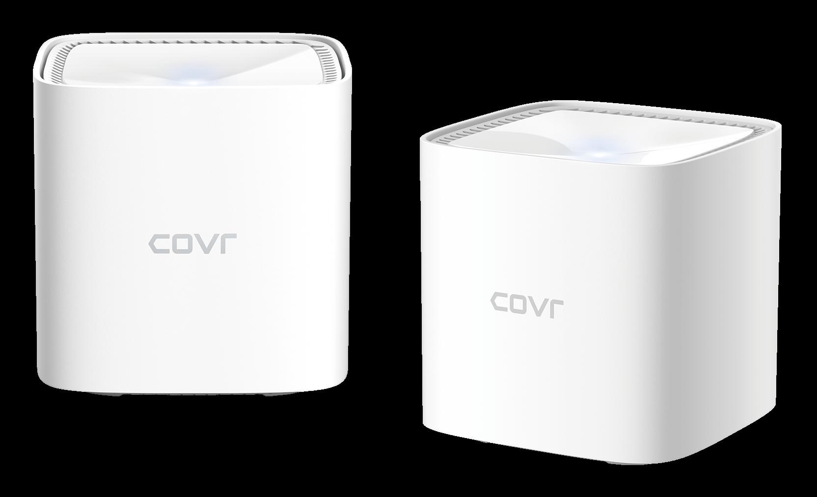 D-Link COVR-1102/E AC1200 Dual Band Whole Home Mesh Wi-Fi System - COVR-1102/E