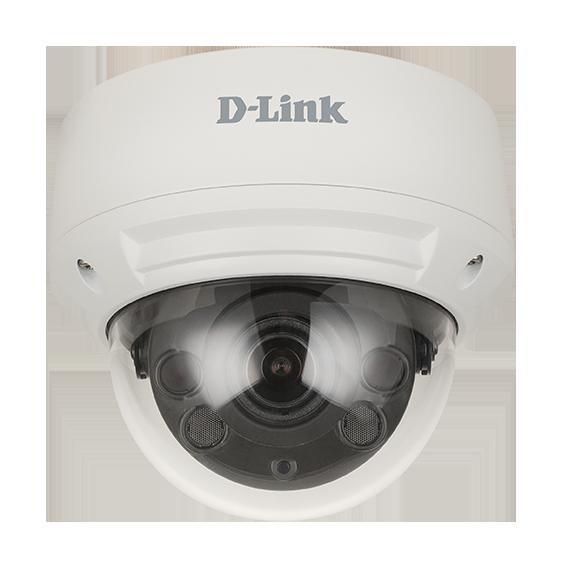 D-Link DCS-4618EK Venkovní H.265 dome kamera 8 Mpx - DCS-4618EK
